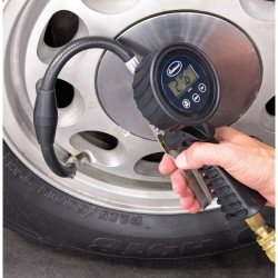 Eastwood Digital Tyre Pressure Gauge/Inflator