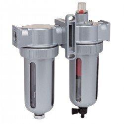 """Rockwood 3/8"""" NPT 2 Stage Air Filter Dryer System"""