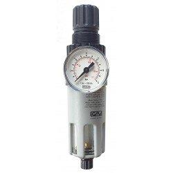 GAV Air Filter Regulator 3/8 BSP - Made in Italy