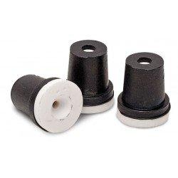 Eastwood 3-Pack Ceramic/ Rubber Blast Nozzle 2.0MM ID