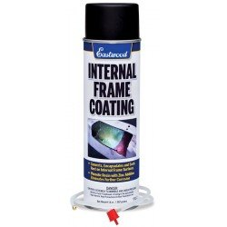 Eastwood Black Internal Frame Coating w/Spray Nozzle