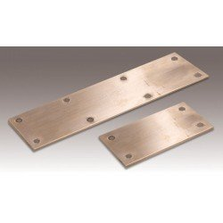 Eastwood 4 and 8 inch magnetic Copper Butt-Weld Backer set