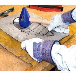 Eastwood Panelbeating Sandbag And Teardrop Mallet Kit