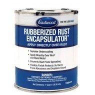 Eastwood Rubberised Rust Encapsulator Undercoating - Black Quart